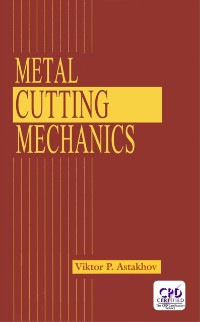 Cover Metal Cutting Mechanics