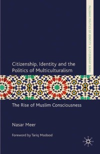 Cover Citizenship, Identity and the Politics of Multiculturalism