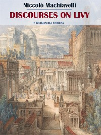 Cover Discourses on Livy