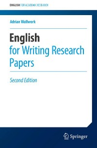 Cover English for Writing Research Papers