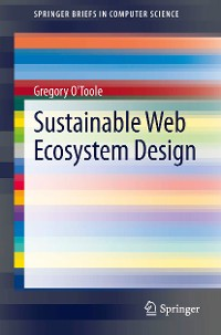 Cover Sustainable Web Ecosystem Design