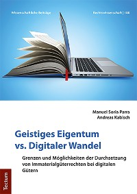 Cover Geistiges Eigentum vs. Digitaler Wandel