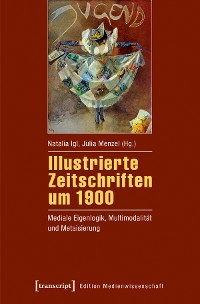 Cover Illustrierte Zeitschriften um 1900