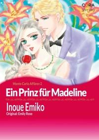 Cover Ein Prinz fuer Madeline
