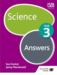 Cover Science Year 3 Answers