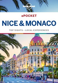 Cover Lonely Planet Pocket Nice & Monaco