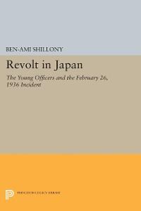 Cover Revolt in Japan