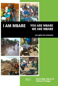 Cover I AM Mbare - You are Mbare - We are Mbare