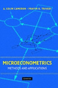 Cover Microeconometrics
