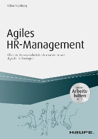 Cover Agiles HR-Management - inkl. Arbeitshilfen online