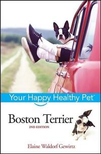 Cover Boston Terrier