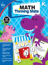 Cover Math Thinking Mats, Grade K