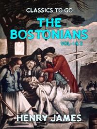 Cover Bostonians Vol 1&2
