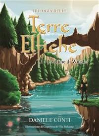 Cover Trilogia delle Terre Elfiche