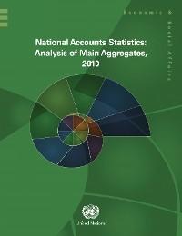 Cover National Accounts Statistics: Analysis of Main Aggregates 2010