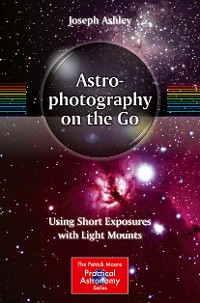 Cover Astrophotography on the Go