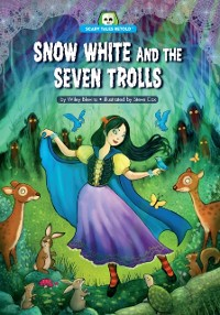 Cover Snow White and the Seven Trolls