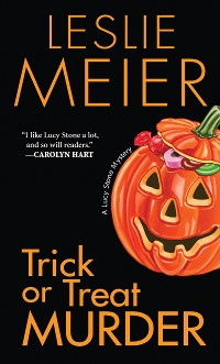 Cover Trick Or Treat Murder