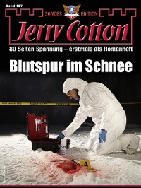 Cover Jerry Cotton Sonder-Edition 157 - Krimi-Serie