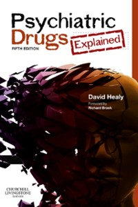Cover Psychiatric Drugs Explained E-Book