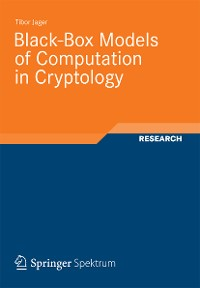 Cover Black-Box Models of Computation in Cryptology