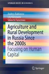 Cover Agriculture and Rural Development in Russia Since the 2000s