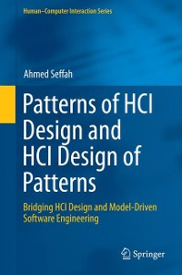 Cover Patterns of HCI Design and HCI Design of Patterns