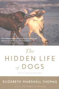 Cover Hidden Life of Dogs