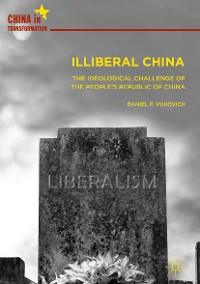 Cover Illiberal China