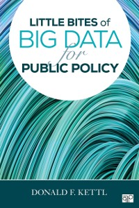 Cover Little Bites of Big Data for Public Policy
