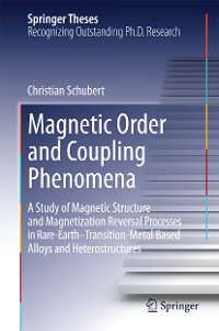Cover Magnetic Order and Coupling Phenomena