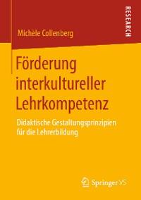 Cover Förderung interkultureller Lehrkompetenz