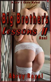Cover Big Brother's Lessons II - Anal Sex