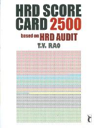 Cover HRD Score Card 2500