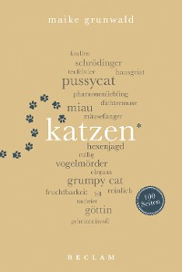 Cover Katzen. 100 Seiten
