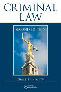 Cover Criminal Law