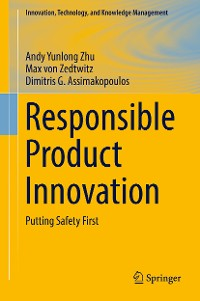 Cover Responsible Product Innovation