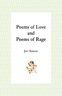 Cover Poems of Love and Poems of Rage
