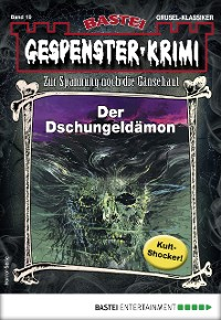 Cover Gespenster-Krimi 19 - Horror-Serie