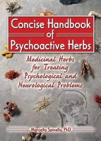 Cover Concise Handbook of Psychoactive Herbs