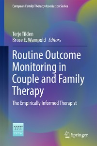 Cover Routine Outcome Monitoring in Couple and Family Therapy