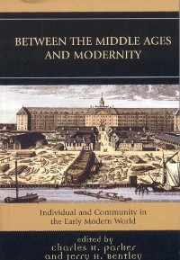 Cover Between the Middle Ages and Modernity