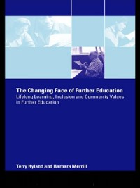 Cover Changing Face of Further Education