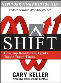 Cover SHIFT:  How Top Real Estate Agents Tackle Tough Times (PAPERBACK)
