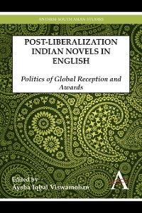 Cover Postliberalization Indian Novels in English