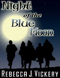 Cover Night of the Blue Moon