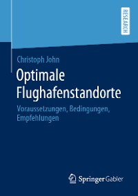 Cover Optimale Flughafenstandorte