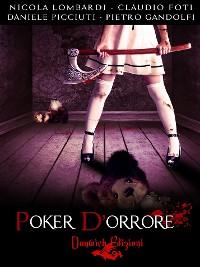 Cover Poker d'Orrore