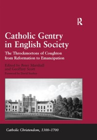 Cover Catholic Gentry in English Society