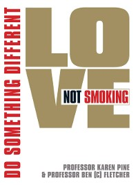 Cover Love Not Smoking